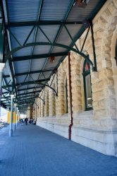Hallway of Sydney Central Station
