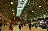 Inside Sydney Central Station