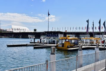 Wharf at Darling Harbour